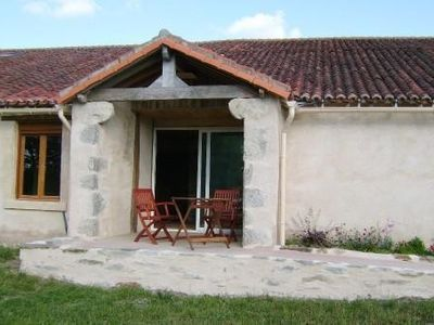 Photo for charming cottage between Vendée and the Marais Poitevin