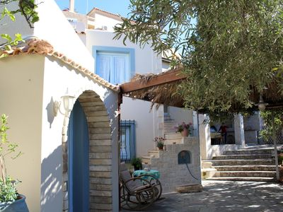 Photo for 1BR House Vacation Rental in Aghia Pelagia