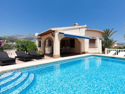 Photo for 3BR Villa Vacation Rental in Orba, Valencia
