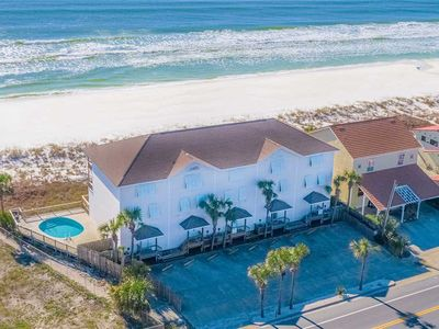Photo for Beach Front At Last - Panama City Beach! Gulf Front! Great Rate! Community Pool!