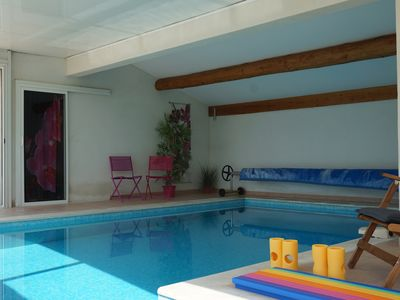 Photo for Studio 2 persons with pool