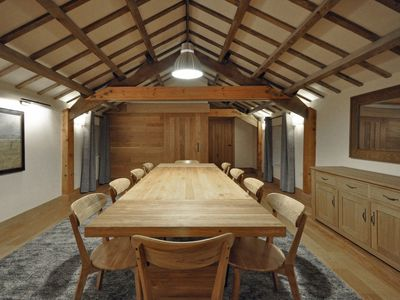 Photo for Converted 18th Century Barn At Ballaloaghtan, Sheer Luxury