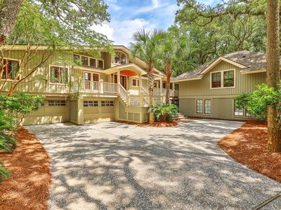 Photo for Kiawah Luxury - 28 Eugenia Ave - Across Street from Beach