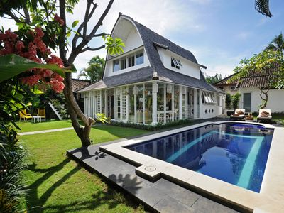 Photo for Villa Colonial Central Seminyak