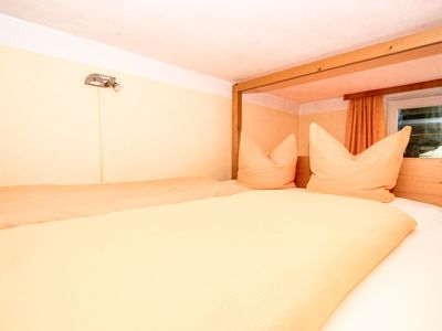 Photo for Apartment 1.4 km from the center of Mayrhofen with Parking, Internet, Washing machine, Garden (32589)