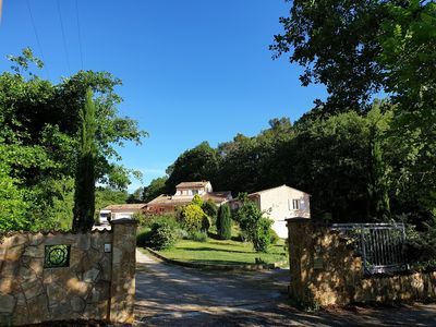 Photo for GITE BETWEEN PROVENCE VERTE AND COTE D'AZUR