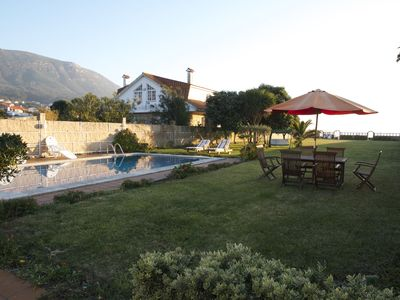 Photo for BEAUTIFUL House by the sea, Ideal for large families or groups of