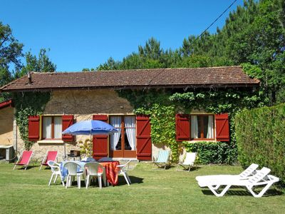 Photo for 3 bedroom Villa, sleeps 6 in Le Porge with WiFi
