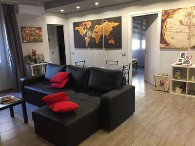 Photo for Superior Apartment in Monte Urpinu city park .Modern, cozy, new.