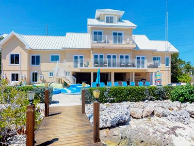 Photo for Southern Ayr: Family Beach House w/ Dock, Kayaks & Paddleboards, Fire Pit + Beach Lounge