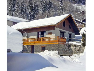 Photo for Chalet with many facilities and oodles of charm