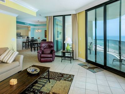 Photo for Beachfront Special Sep 4-7, 14-25, 28-Oct 5 $189/N-Oct 5-13 $219/N or $1314/Wk
