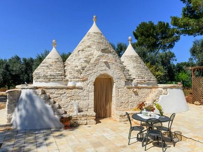 Photo for Old walls with modern furnishings - Trullo Chef Marco