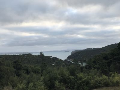Photo for Kawau Kabin, 3 Bedroom House, South Cove , Kawau Island