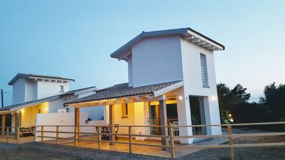 Photo for 2BR Villa Vacation Rental in Is Faddas, Sardegna