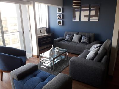Photo for APARTAMENT IN THE HEART MIRAFLORES