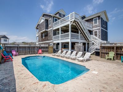 Photo for Rum Runner | 475 ft from the beach | Private Pool, Hot Tub