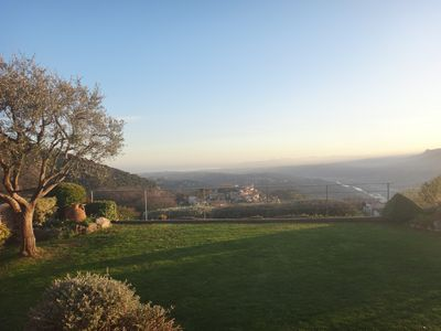 Photo for Magnificent Villa Aspremont near NICE - panoramic sea and mountain views