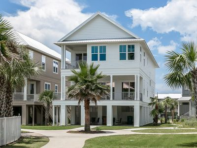 Photo for HAVE A BALL with Kaiser in Be Still: 6 BR/6 BA House in Orange Beach Sleeps 18