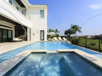 Photo for Picture Renting Your 5 Star Villa with Private Pool on  Reunion Resort and Spa, Orlando Signature villa 1340
