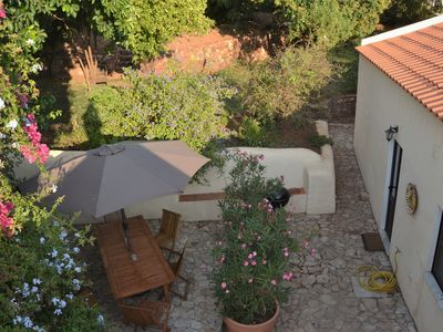 Photo for 2 bedroom townhouse with charming garden in the historic city centre of Silves