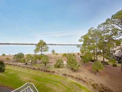 Photo for Water Views from 3rd Floor Luxury Villa. Newly Remodeld, 3BR/3BA Sleeps 10.