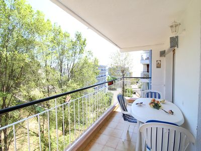 Photo for Apartment in Calella close to the beach