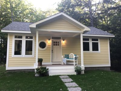 Photo for Traverse City Area!! Serenity Woods Cottage at Birch Point, Honor MI