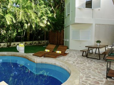Photo for Live this beautiful House in Playa del Carmen- with private pooI- NEW ADDING
