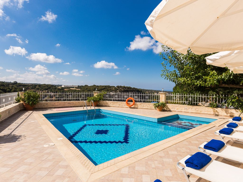 Antigoni Villa Luxury Villa In Village With An Amazing Gorge View Ideal 1250000