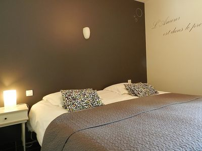 Photo for 3BR House Vacation Rental in Quelneuc