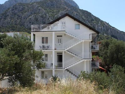 Photo for Studio flat with balcony Gradac (Makarska)