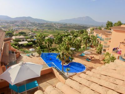 Photo for 2BR Apartment Vacation Rental in Benitachell, Alicante