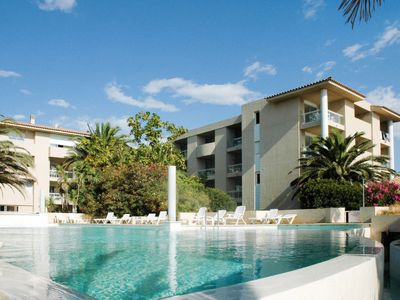 Photo for One bedroom Apartment, sleeps 4 in Santa-Lucia-di-Moriani with Air Con and WiFi