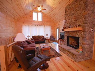 Photo for Wonderful Boyne Mountain Home, Jump on the Slopes or Relax by the Fireplace!