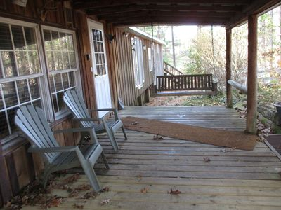 Photo for Hocking Hills Cabin in the Pines