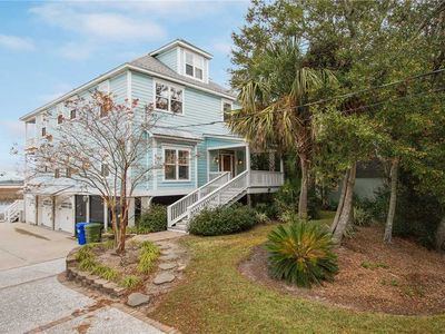 Photo for Heavenly Blue - EPIC SUNSETS - Amazing Folly Beach River Front Vacation Home - Easy Walk to the Beac