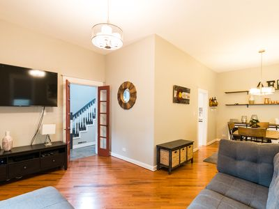 Photo for Beautifully Updated Home Steps From Trendy Uptown
