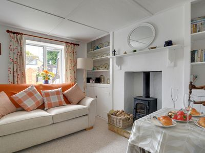 Photo for Cozy Holiday home in Hythe Kent with Garden