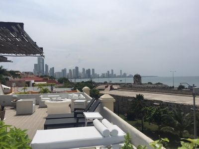 Photo for Apartment Santo Domingo amazing view
