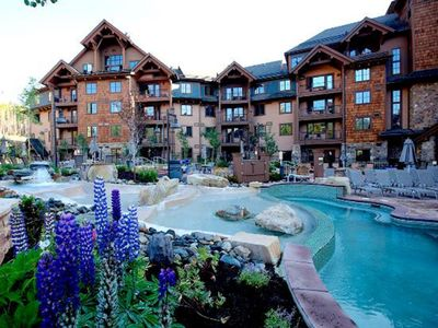 Photo for 2 Bedroom Suite at Grand Lodge on Peak 7 -Breckenridge, CO