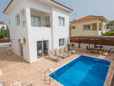 Photo for Narcissos Villa 3 - Three Bedroom Villa, Sleeps 7