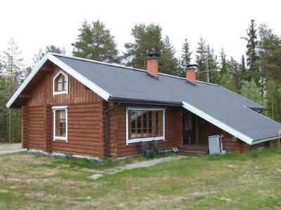 Photo for Vacation home Ruka-kitkan lomamajat/tilhi in Kuusamo - 8 persons, 2 bedrooms