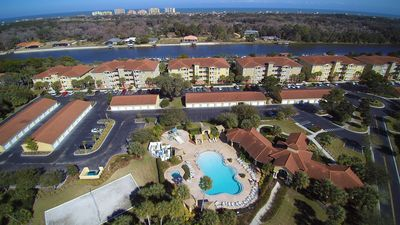 Photo for Charming DIRECT INTRACOASTAL WATERWAY condo at Canopy Walk #813 !!