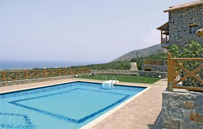 Photo for 4 bedroom accommodation in Milatos, Lasithi