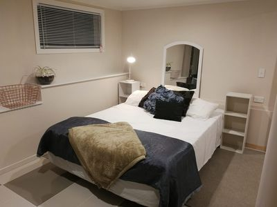 Photo for Modern, Light & Warm Central Warkworth Double Private Room
