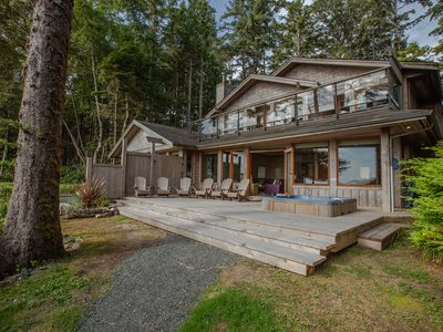 Photo for Osprey Beach House, beach front home