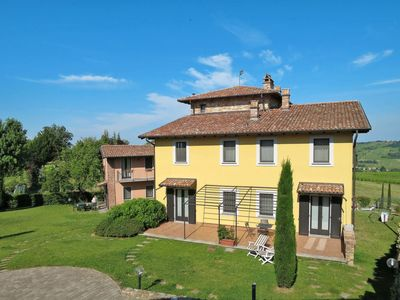 Photo for Apartment Residence La Corte Bricca (OLP101) in Oltrepo Pavese - 3 persons, 1 bedrooms