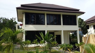 Photo for Twin Villas apartment with swimming pool