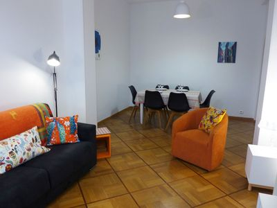 Photo for Lovely apartment for 4 guests with WIFI and TV